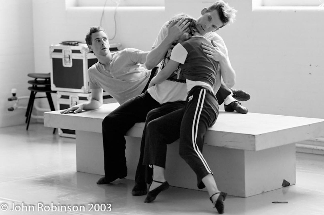 Hamlet Rehearsal