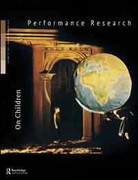 Cover of Performance Research Volume 23, Issue 4-5